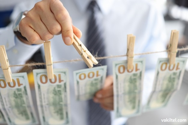 money laundering crime