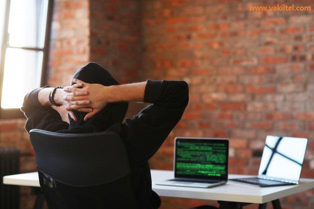 key elements of a computer heist