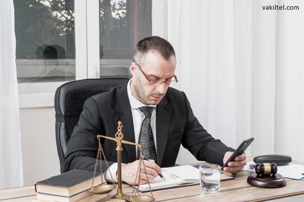 telephone lawyer